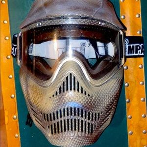 Air soft/Paintball Customized mask